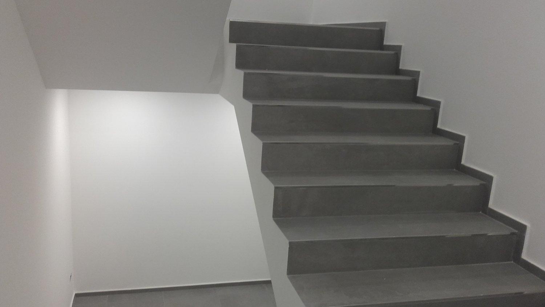 Rivestimenti Scale Interne Gres Porcellanato realizzazione scale interne ed esterne | system posa