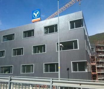 Sede istituto bancario Bolzano
